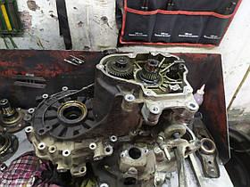 Volkswagen ремонт коробки передач Замена сцепления