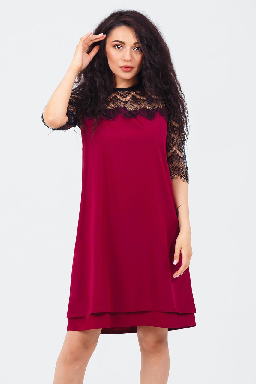 Вишукане романтичне плаття Valentino, марсала