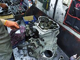 Volkswagen Caddy ремонт коробки передач