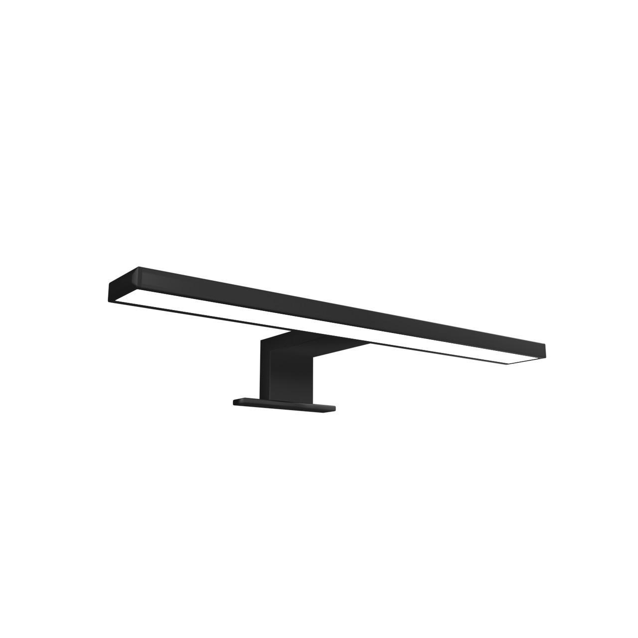 Светильник LED для ванной Sanwerk «SMART» black AL 30 см