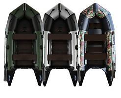 Лодки надувные моторные с плоским дном Аквастар