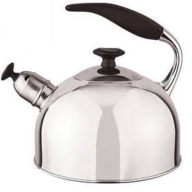 Чайник со свистком из нержавеющей стали Stenson МH-2058 2.5 л  КОД: 007011