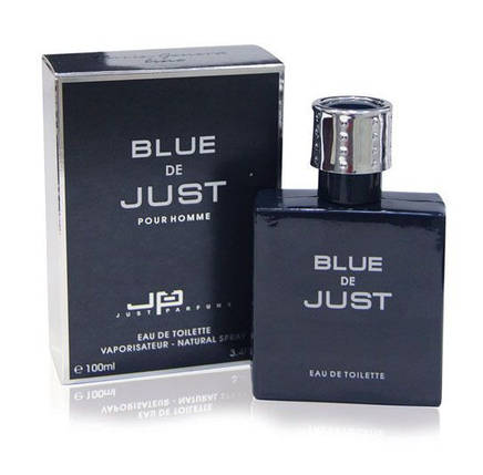 JP Paris-Geneva Blue de just M 100ml (шт.), фото 2