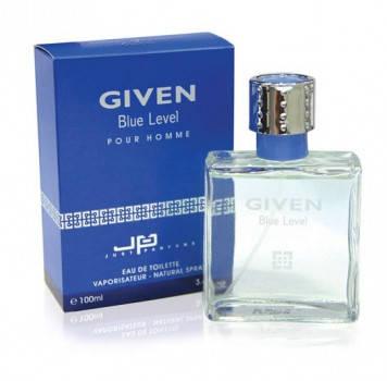 JP Paris-Geneva Given blue level M 100ml (шт.), фото 2