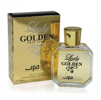 JP Paris-Geneva Lady Golden W 100ml (шт.), фото 2
