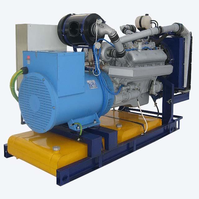 Дизельная генераторная установка ТДГА-200МА