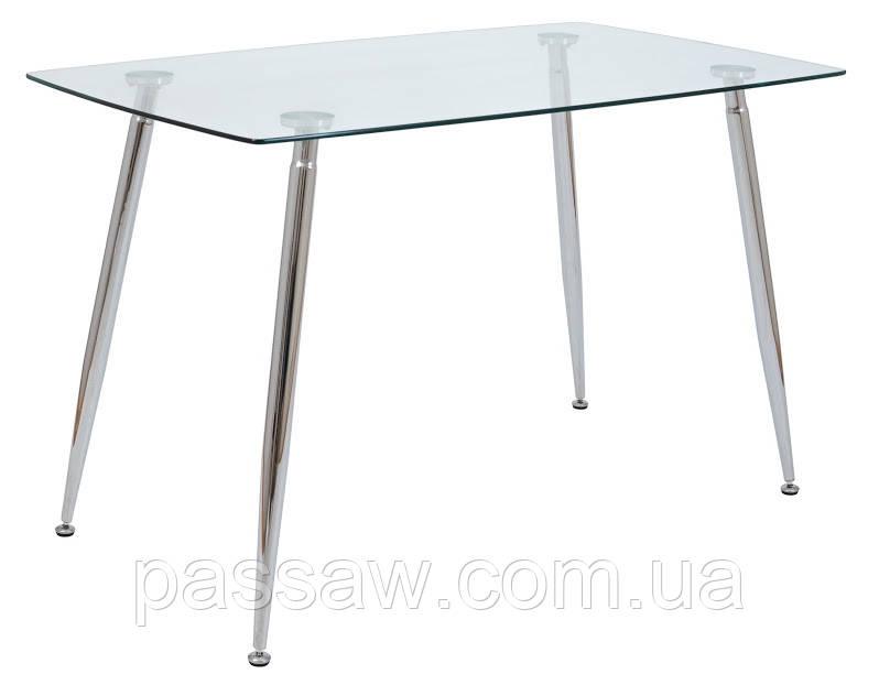 Стол Итали/Table Italy 70*120 Хром