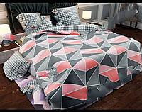 Двуспальный постельный комплект-Елефант