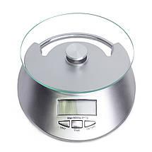 Кухонные весы электронные Kamille на 5кг KM-7105, фото 2