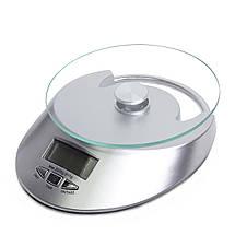Кухонные весы электронные Kamille на 5кг KM-7105, фото 3
