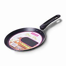 Сковорода блинная Kamille 22см с антипригарным покрытием для индукции KM-0601
