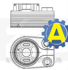 Радиатор масленый на Рено Меган (Renault Megane) 2009-2014