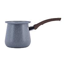 Турка для кофе Kamille  из углеродистой стали KM-0563, фото 3