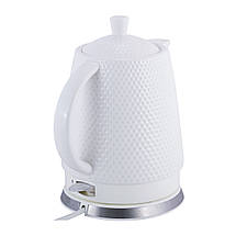 Чайник электрический Kamille керамический, 1.5л. KM-1725, фото 2