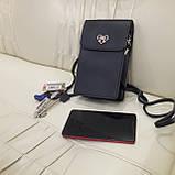 Женская модная сумка черная, фото 9