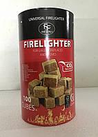 Розпалювачі вогню (білі) 100 шт.