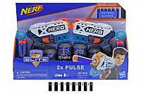 Комплект бластеров NERF X-Hero  КОД: 7013