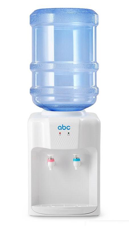 Кулер для воды ABC D270E White с электронным охлаждением