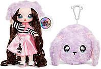 Мягкая Кукла На На На сюрприз Пудель Фифи ЛеФлафф Na! Na! Na! Surprise Fifi Le'Fluff Fashion Doll Series 3, фото 1