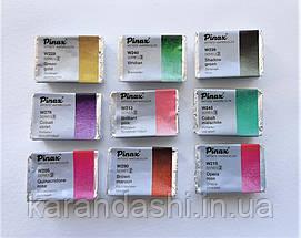 Краска акварельная Pinax 15мл Зеленая тень Ser.2 - W239, фото 3