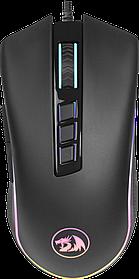 Миша Redragon Cobra FPS RGB IR USB Black КОД: 78284