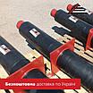 Опора неподвижная для трубы стальной предварительно изолированной в ПЕ оболочке ø 1220/1400 мм, фото 2
