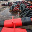 Опора неподвижная для трубы стальной предварительно изолированной в ПЕ оболочке ø 1220/1400 мм, фото 4