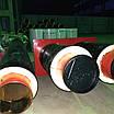 Опора неподвижная для трубы стальной предварительно изолированной в ПЕ оболочке ø 1220/1400 мм, фото 5