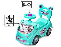 Автомобиль-каталка толокар Hello Kitty 112-Tiffany КОД: 112-Tiffany