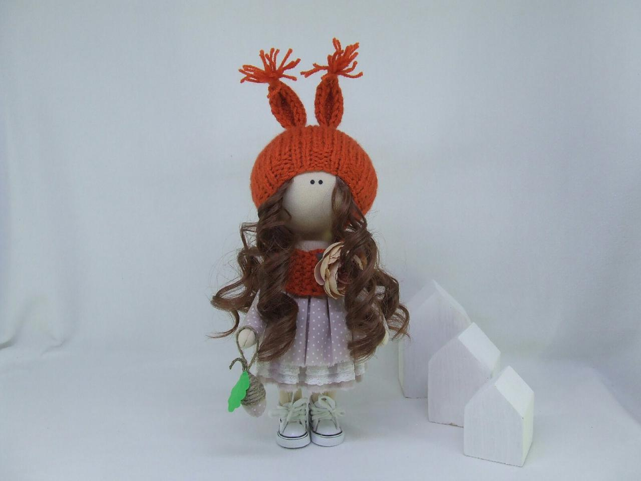 Кукла  Белочка