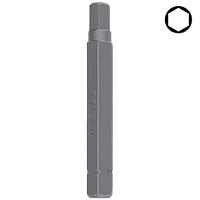 Бита шестигранная TOPTUL 10мм L-75мм HEX 4мм FSDB1204