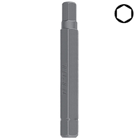 Бита шестигранная TOPTUL 10мм L-75мм HEX 8мм FSDB1208
