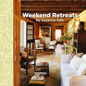 Дизайн интерьеров. Weekend Retreats. Susanna Salk