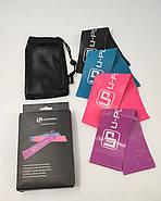 Эспандеры широкие, латекс, фитнес резинки, для спорта - бренд U-powex, фото 2