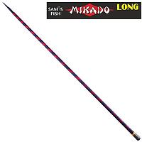 Вудка б/к Mikado Princess Long 4 m