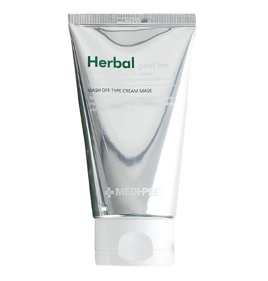 Маска-пілінг з детокс ефектом Medi-Peel Herbal peel tox 120 мл
