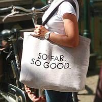 Пляжная сумка So far so good 54*40*12 см (KOTB_19I001)