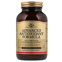 Антиоксидантная Формула, Advanced Antioxidant Formula, Solgar,120 капсул