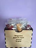 Вітамінна скринька «Натуральна фруктово-ягідна пастила без цукру», фото 3