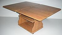 Стол книжка мини (стол раскладной, кухонный) АС-мебель