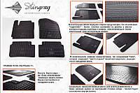 Hyundai I10 резиновые коврики Stingray Premium