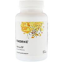 Фитосома Куркумина, Meriva-SF, Curcumin Phytosome, Thorne Research, 120 Капсул