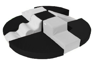 Модульный набор Девятка ЧБ Kidigo