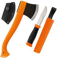 Набор Mora Outdoor Kit MG Orange (Топор+Нож) Арт:12096