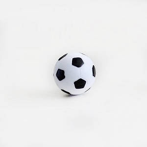 Мяч ребристый d-31мм Kidigo