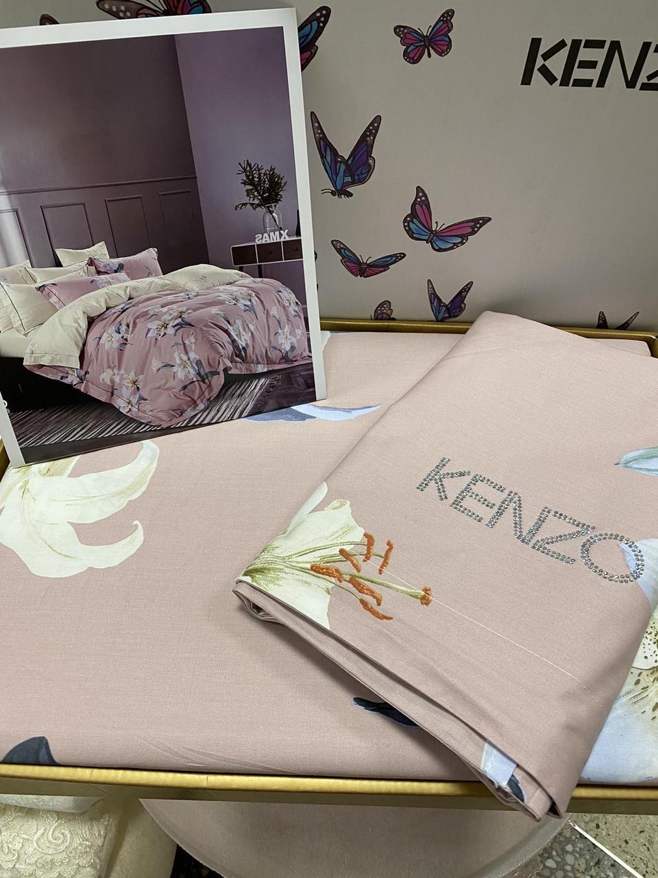 Постільна білизна Kenzo - Ніжний персик