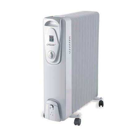 Масляный радиатор MR-951-11, фото 2