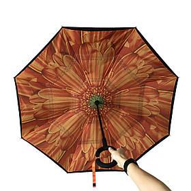 Зонт-наоборот, up-brella, механический