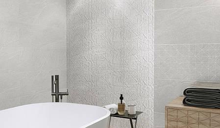Плитка Opoczno / Grey Blanket Triangle Mosaic Micro  29x29, фото 2