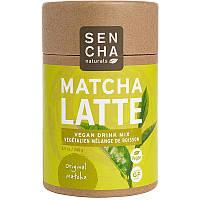Sencha Naturals, Латте с чаем матча, оригинальный чая матча, matcha tea (240 г)